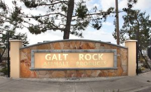 Galt Rock and Asphalt